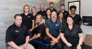 Sandusky Wellness Center Staff members