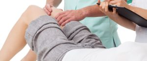 Knee Pain treated at Sandusky Wellness Center