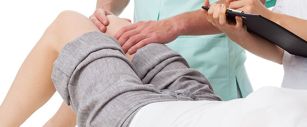 Knee Pain Treatment at Sandusky Wellness Center