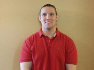 Dustin Smith, Physical Therapy Assistant