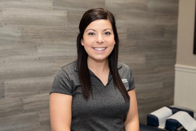 Christin Schafer, PTA at Sandusky Wellness Center