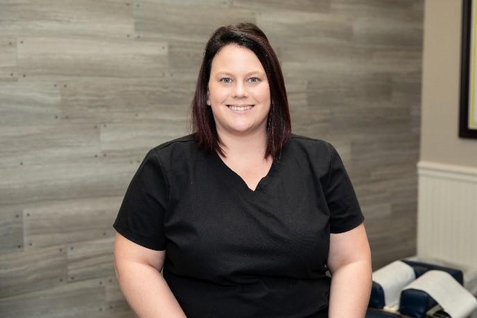 Jenna Harp, AGNP-C at Sandusky Wellness Center