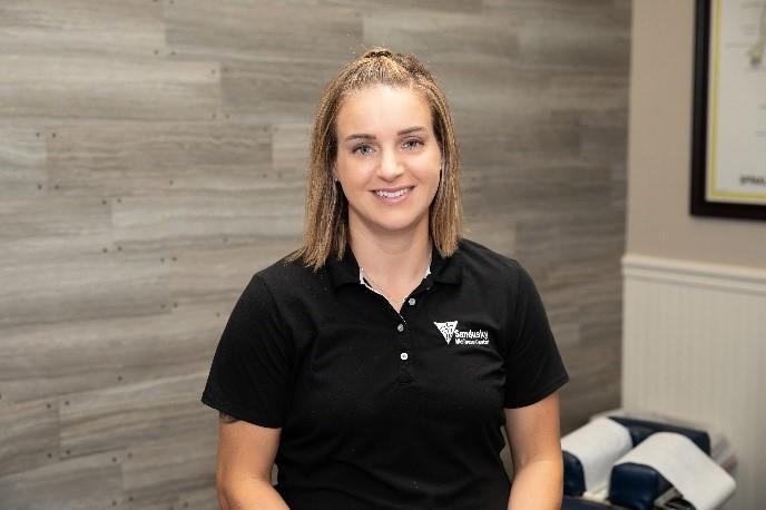 Sabrina Chambers at Sandusky Wellness Center